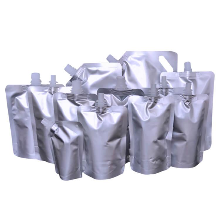 Aluminum Foil Spout Pouch