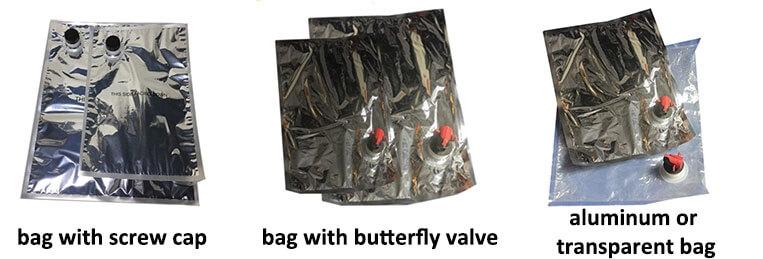 box-in-bag-material