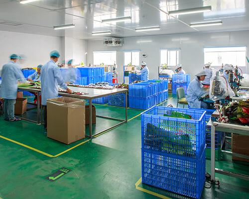 spout pouch factory