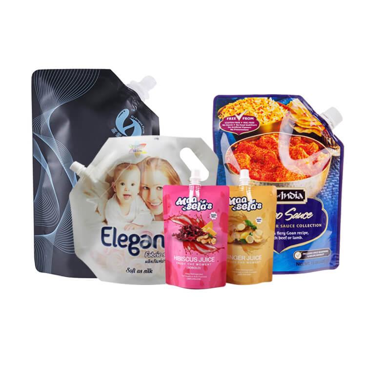 food spout bag