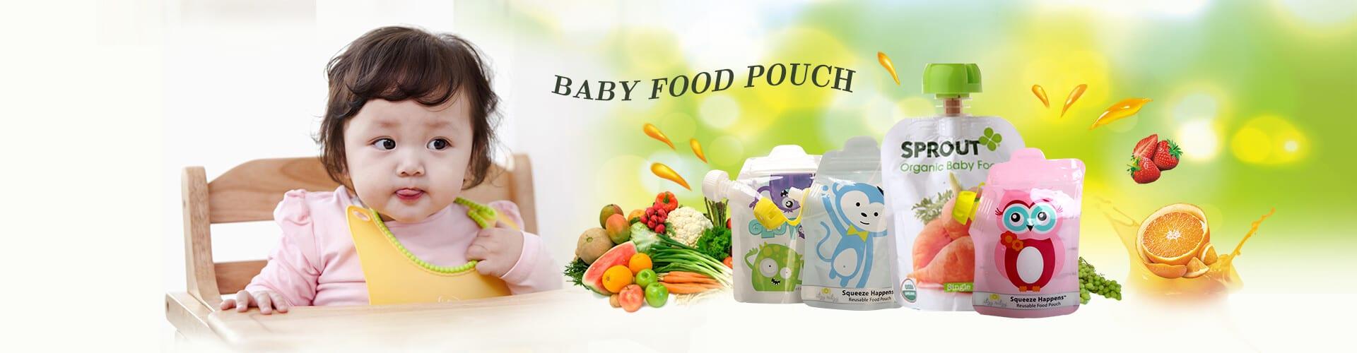 baby spout pouches