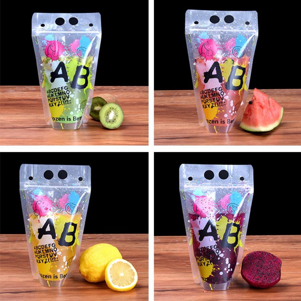 custom print drink pouches