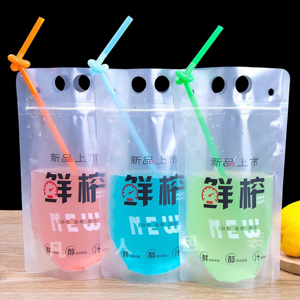 Beverage Pouches