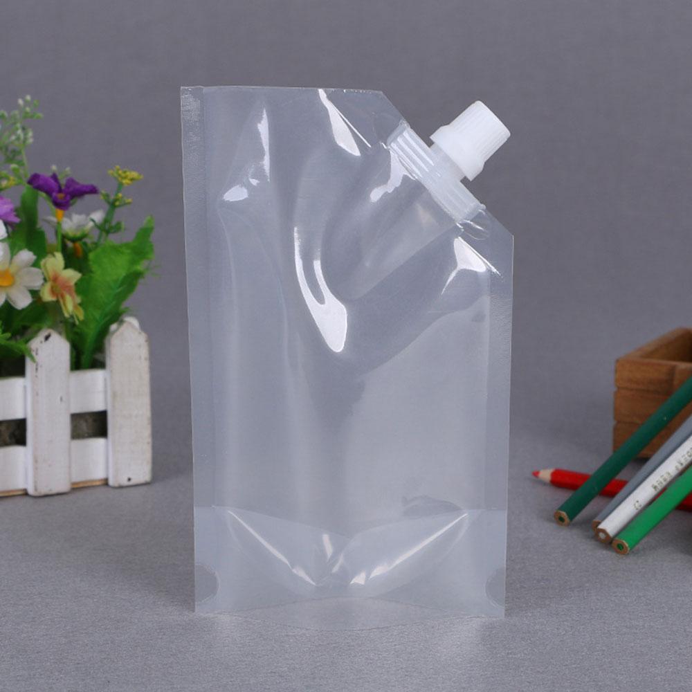 Transparent Spout Pouch