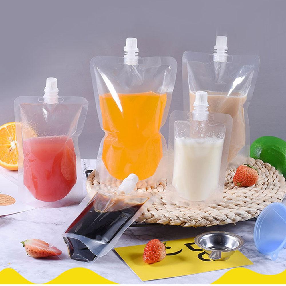 liquid spout bag